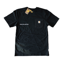 Load image into Gallery viewer, 1340 HOLLYWOOD - TSHIRT (BLACK)