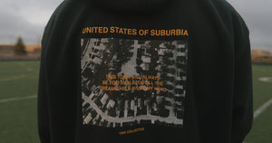 1340 on CARHARTT SUBURBS HOODIE *only 100 made*