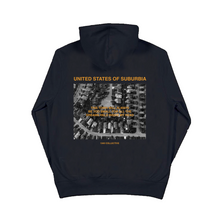 Load image into Gallery viewer, 1340 on CARHARTT SUBURBS HOODIE *only 100 made*