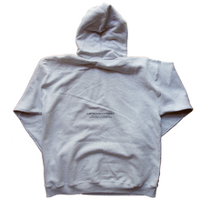 "Load image into Gallery viewer, 1340 ""BETTER WORLD"" HAND PRESSED - HOODIE (1/1)"