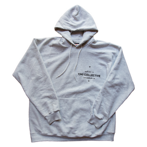 "1340 ""BETTER WORLD"" HAND PRESSED - HOODIE (1/1)"
