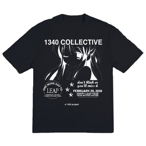 1340 LEAP YEAR T-SHIRT (72 Hour Release!)