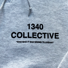 Load image into Gallery viewer, 1340 on RUSSELL - HAND SCREEN PRINTED HOODIE