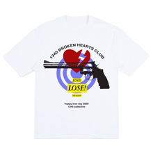 Load image into Gallery viewer, 1340 BROKEN HEARTS CLUB - TSHIRT