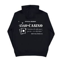 Load image into Gallery viewer, 1340 CASINO EMBROIDERED - HOODIE