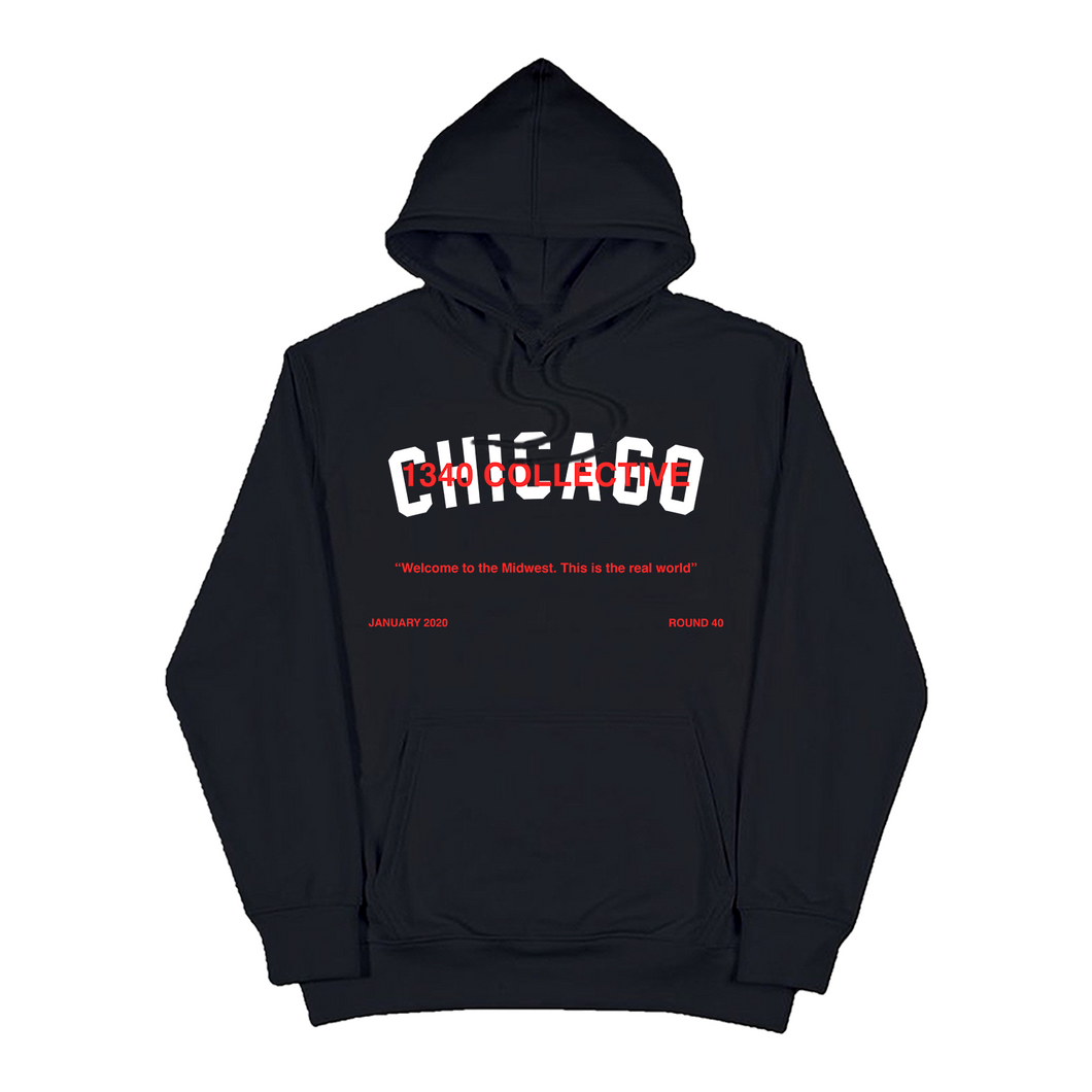 1340 CHICAGO HOODIE