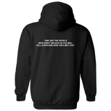 1340 HOLLYWOOD ON FIRE HOODIE