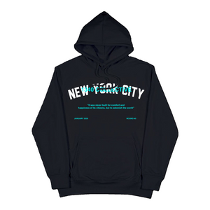 1340 NEW YORK CITY HOODIE