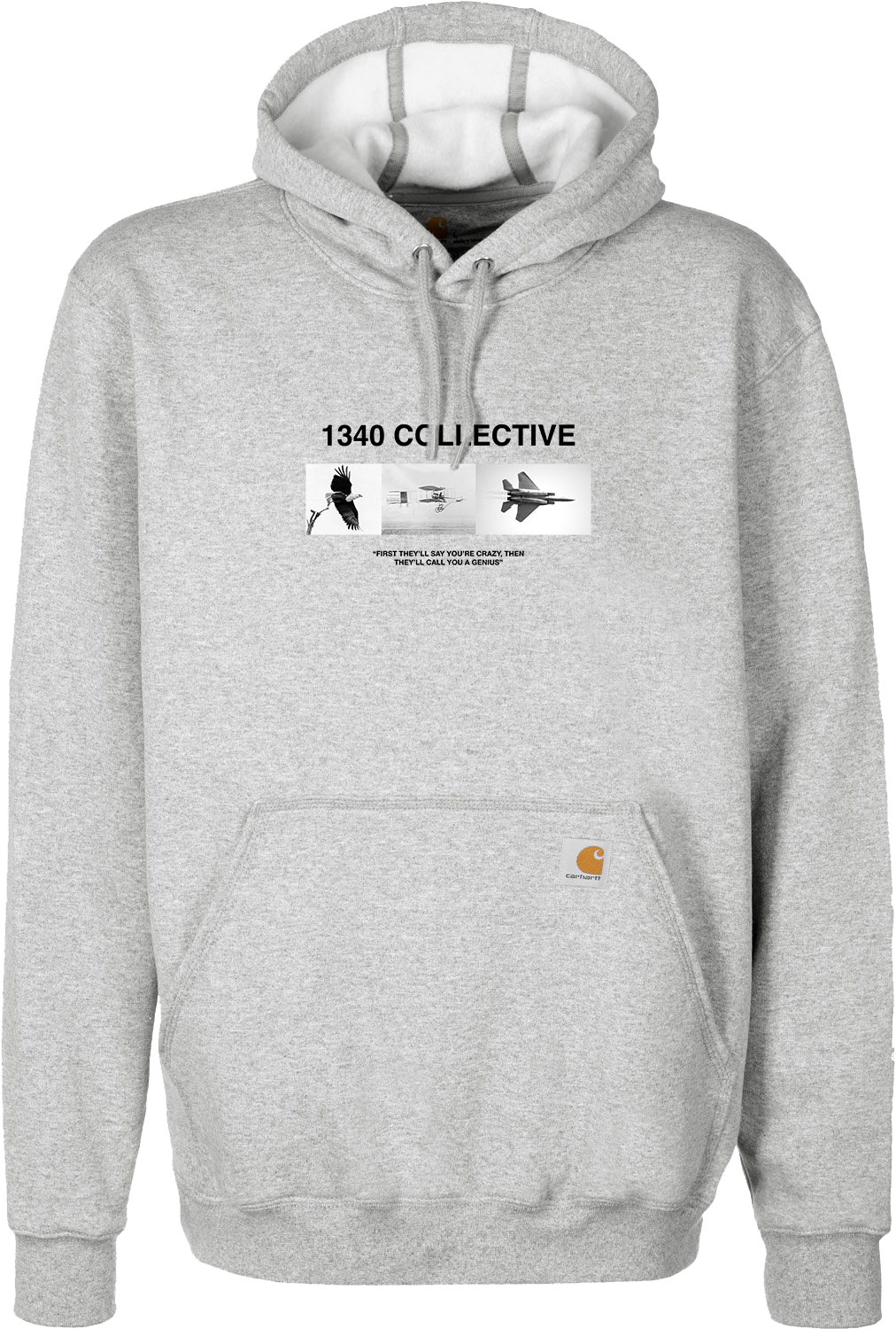 1340 EVOLUTION HOODIE (only 99 made)