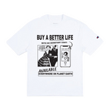 1340 x CHAMPION BETTER LIFE T-SHIRT