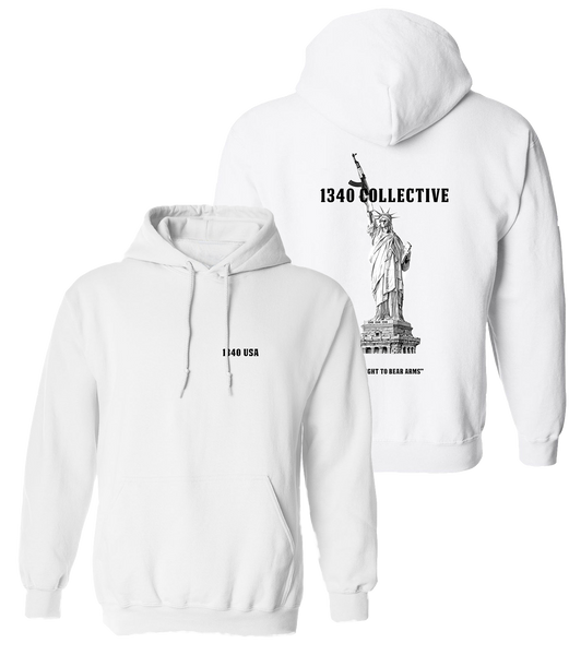 1340 STATUE HOODIE *72 hours only*