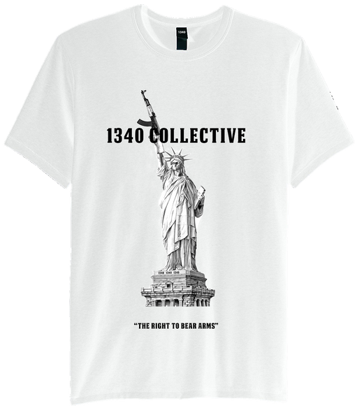 1340 STATUE T-SHIRT *only available for 72 hours*