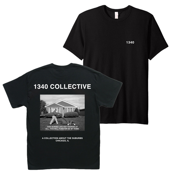 1340 SUBURBIA T-SHIRT (not branded garment)