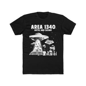 AREA 1340 HOTEL and CASINO T-SHIRT