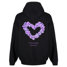 Load image into Gallery viewer, 1340 LOVE VS MONEY HOODIE