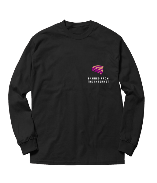 INTERNET LONG SLEEVE