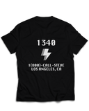 1-800-CALL-STEEVE SHORT SLEEVE