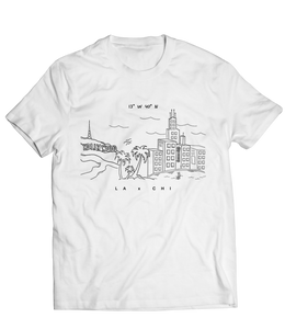 LA x CHICAGO Short Sleeve