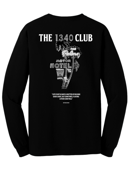 1340 CLUB LONG SLEEVE