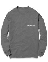 Load image into Gallery viewer, 1340 HOMIES GREY LONG SLEEVE