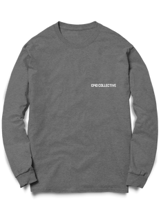 1340 HOMIES GREY LONG SLEEVE