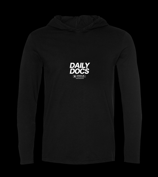 DAILY DOCS LONG SLEEVE W/HOOD