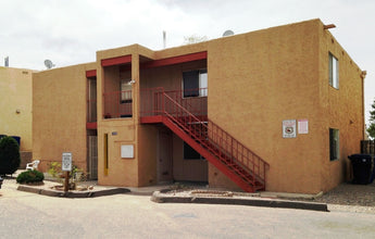 Just Listed - NE Heights 4-Plex - 13220 Mountain Road NE in Albuquerque