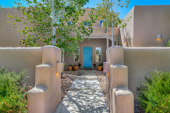 Just Listed - 36 Avenida de La Paz in Santa Fe