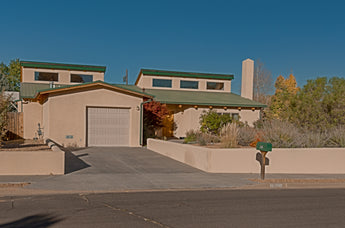SOLD - 882 Camino Consuelo, Santa Fe, NM - We saved our client about $10,000!