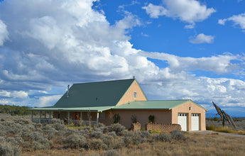 Just Listed - Off the Grid Adobe on 200 Acres, South of Tres Piedras - Our Client May Save Around $22,500 in Commissions