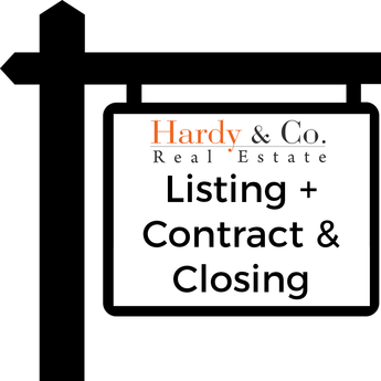Listing + Contract & Closing Support