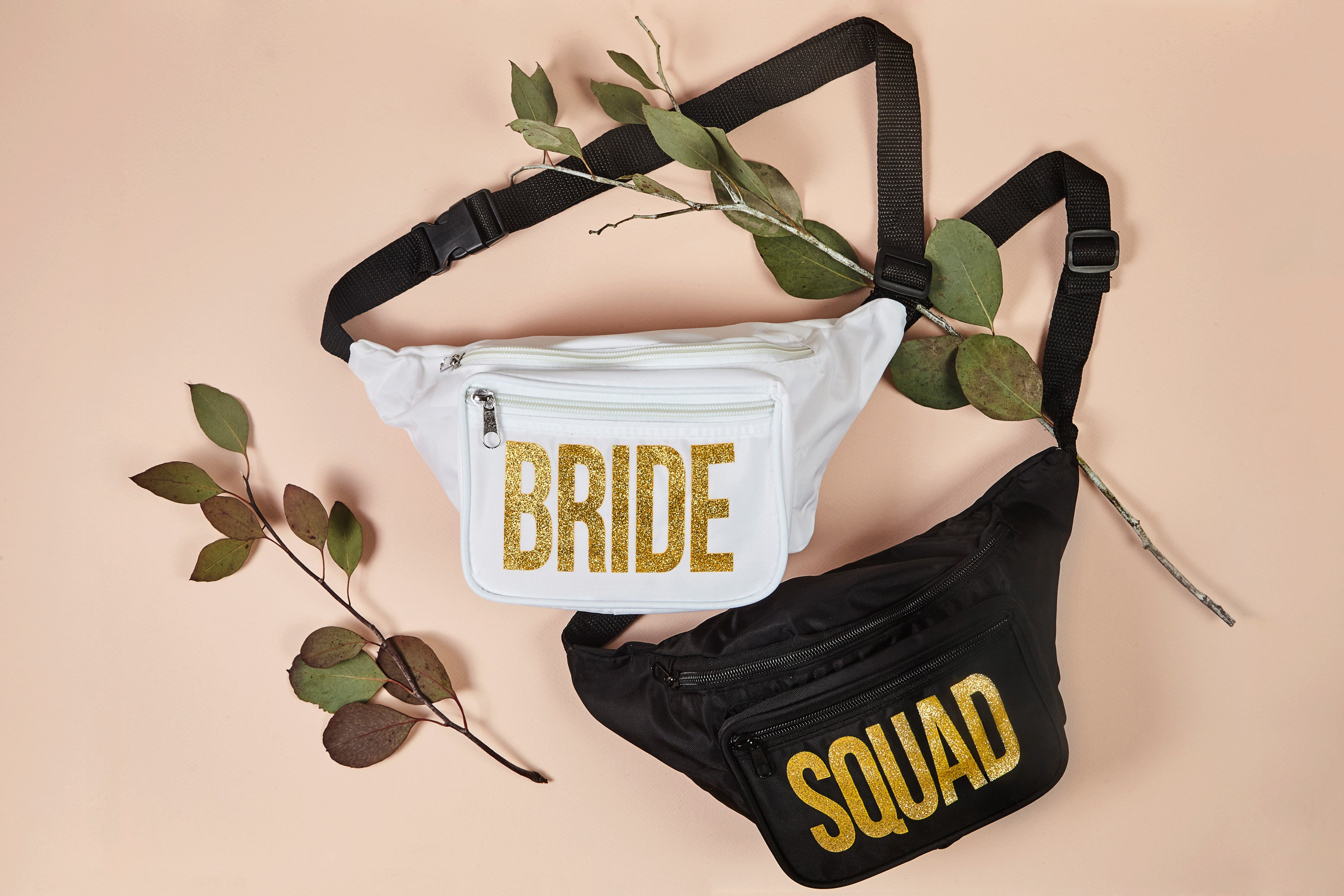 d2a8d4f106fb ... Bride Squad Fanny Packs - Bachelorette Box