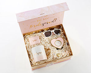 & Will You Be My Bridesmaid Gift Box - Bachelorette Box