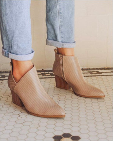 Women Ankle Booties