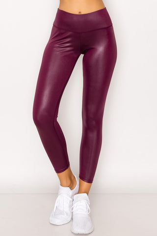 Solid Liquid Gloss  Legging