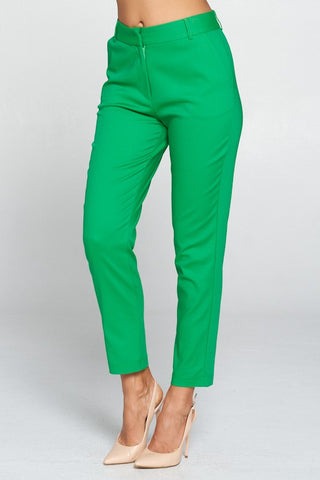 Stella Solid High Waist Pants