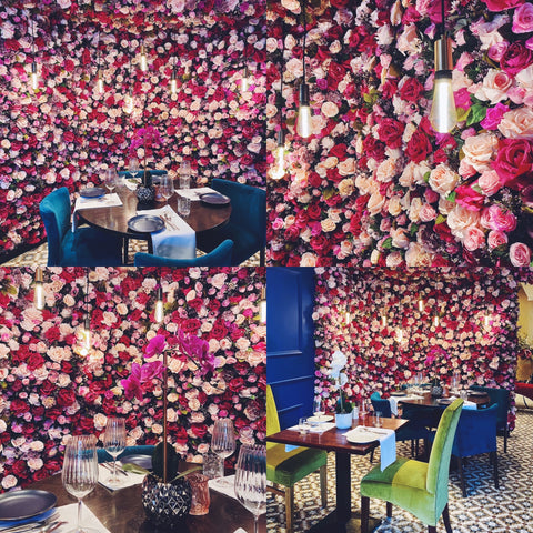faux-flower-installation