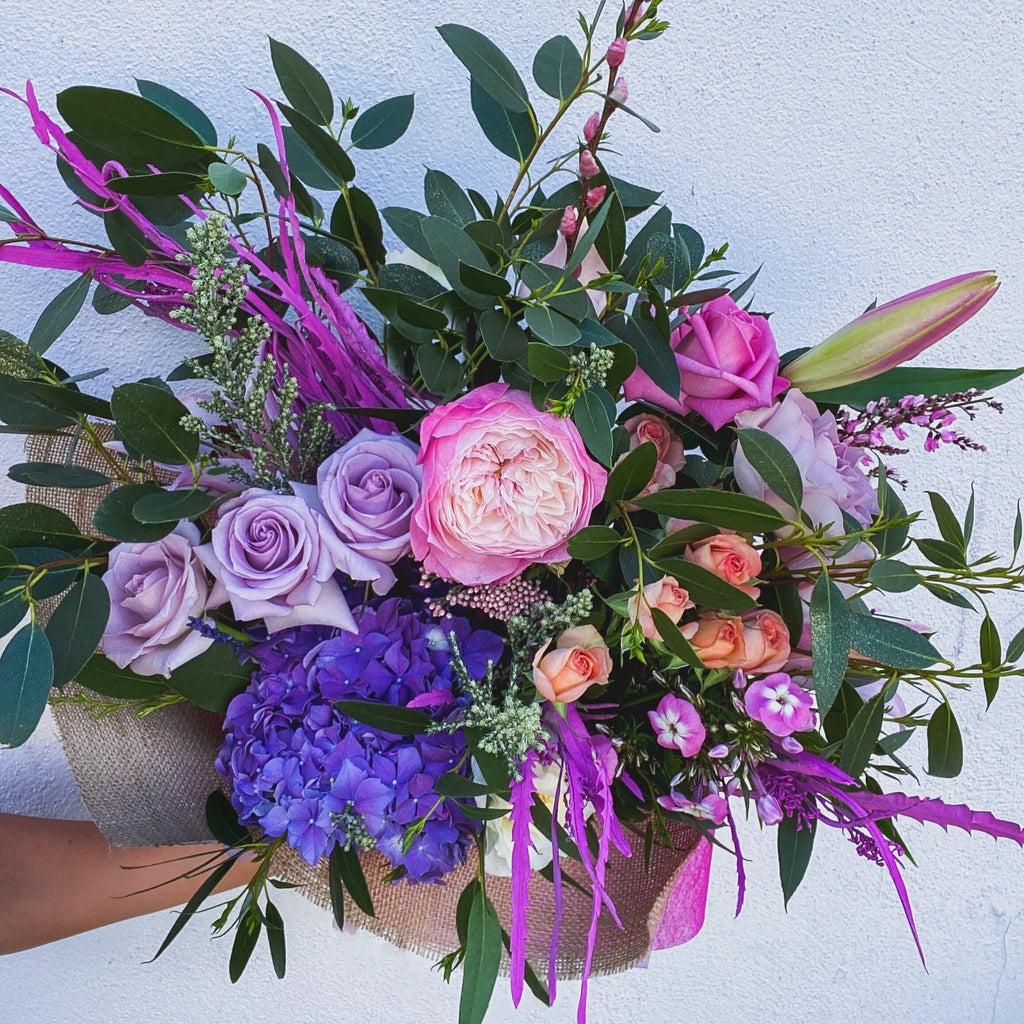 Exquisite Hand-Tied Bouquet