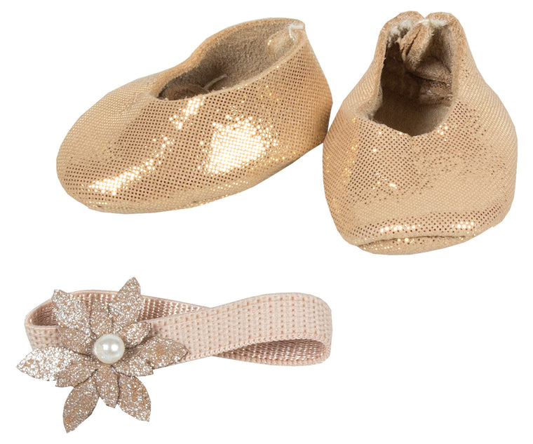 Mini Ballet Shoes