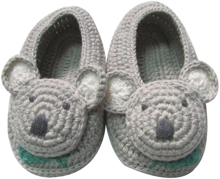 Gift for baby, baby booties for baby boy.
