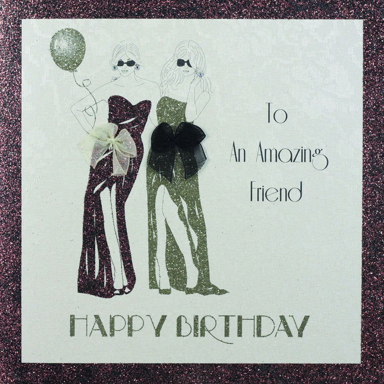 Friends Birthday Card