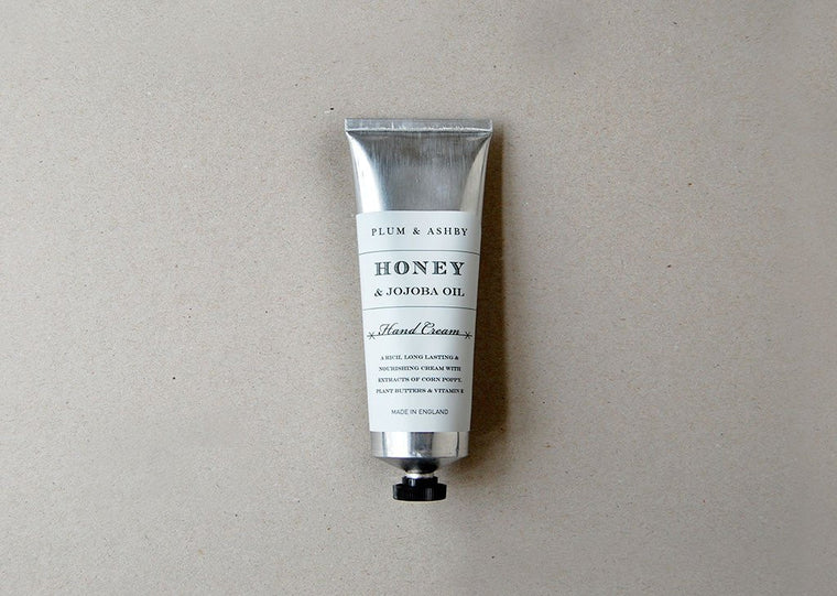 Honey and Jojoba Hand Cream Tube