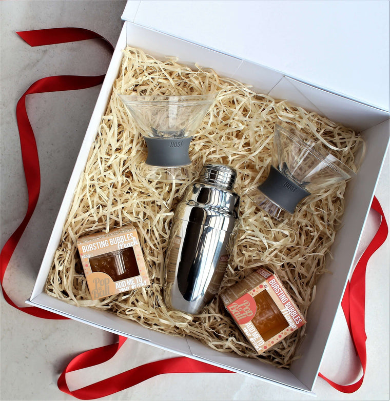 Cocktail Time Gift Box