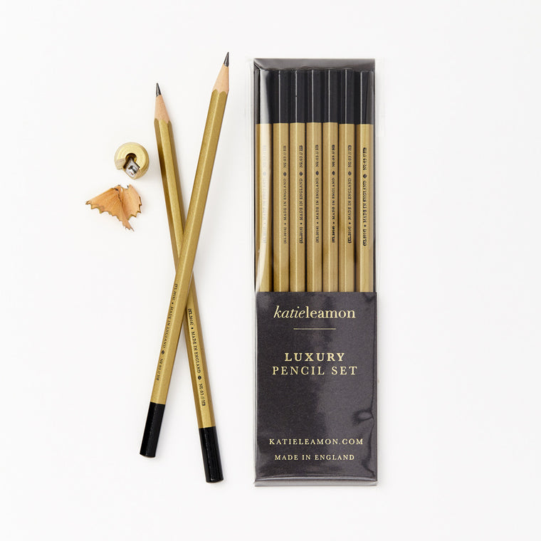 Gold Pencil Pack