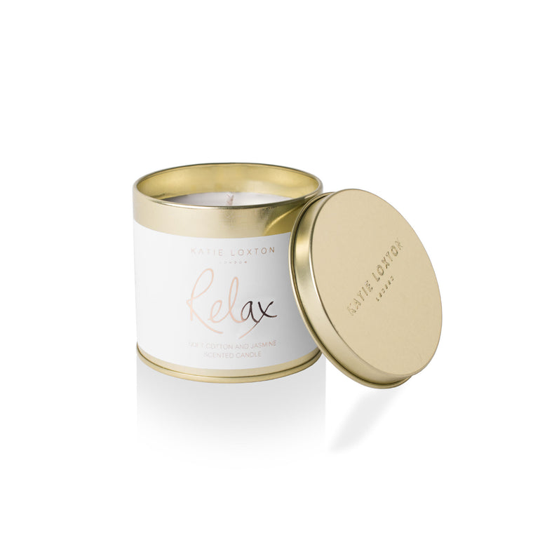 Relax Candle in a Tin