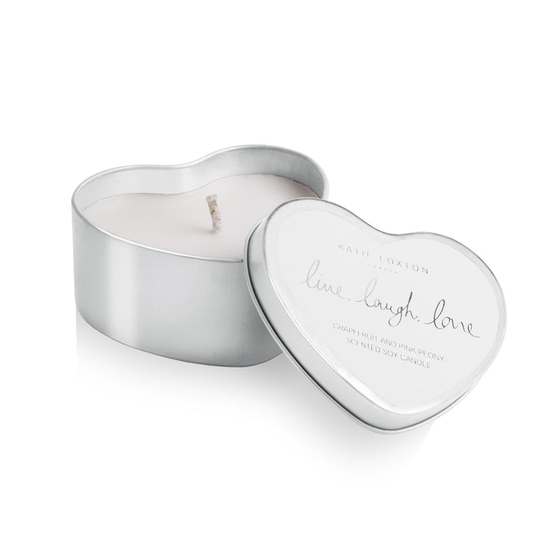 Live Laugh Love Candle in a Tin