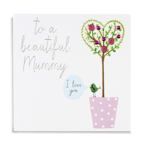 Beautiful Mummy Card