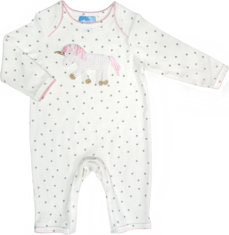 Gift for baby, babygrow for baby girl.
