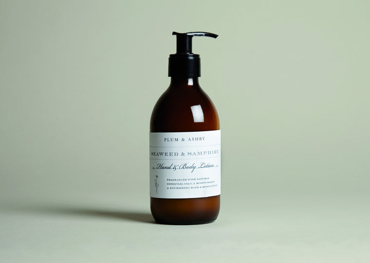 Seaweed and Samphire Hand and Body Lotion