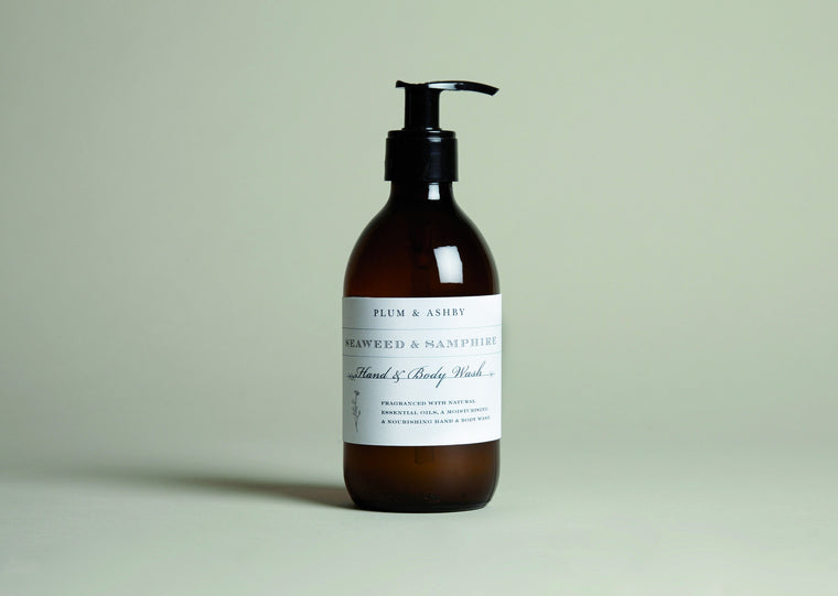 Seaweed and Samphire Hand and Body Wash